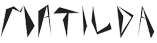 matildaロゴ